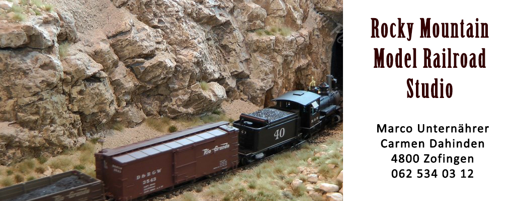Rocky Mountain Model Railroad Studio